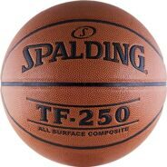 Мяч SPALDING TF-250 All Surface р.5